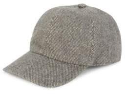 Saks Fifth Avenue Wool Blend Baseball Cap