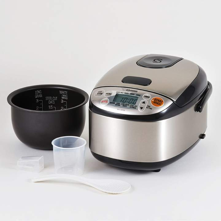Zojirushi NS-LGC05 Micom Rice Cooker and Warmer, 3 cup