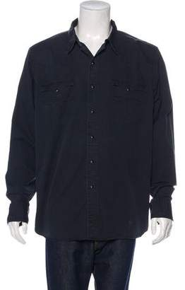 Co RRL & Western Snap-Front Shirt