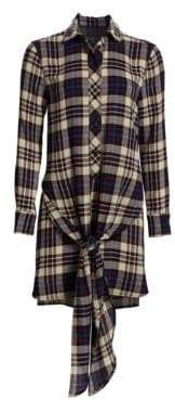 Rag & Bone Felicity Plaid Shirtdress