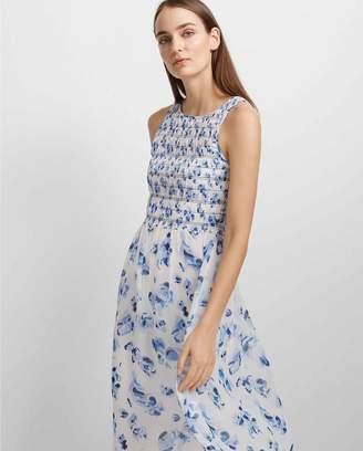 Club Monaco Feleenie Silk Dress