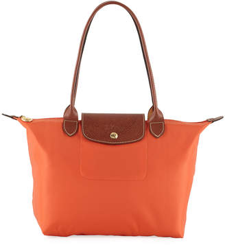 Longchamp Le Pliage Small Nylon Shoulder Tote Bag