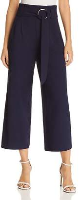 Aqua Paperbag-Waist Wide-Leg Pants - 100% Exclusive