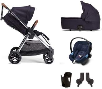 Mamas and Papas Flip XT3 5 Piece Bundle (Pushchair, Carrycot, Car Seat, Adaptor & Cupholder)
