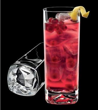 Luigi Bormioli On the Rocks 15 Oz. Beverage DOF Glass