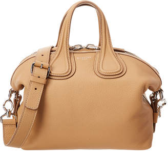Givenchy Small Nightingale Leather Shoulder Bag