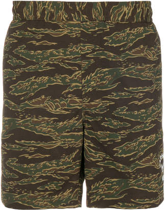 Carhartt camouflage shorts