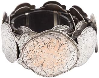 J&M Davidson J & M Davidson Silver Metal Belts