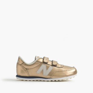 Kids' New Balance® for crewcuts 410 Velcro® sneakers $55 thestylecure.com