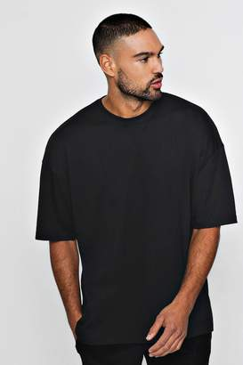 boohoo Oversized T-Shirt With Split Hem