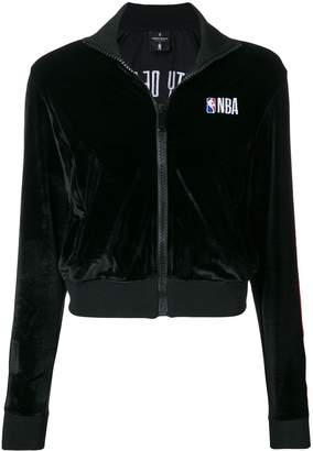 Marcelo Burlon County of Milan X NBA zipped jacket