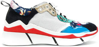 Elena Iachi colour-block sneakers