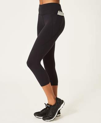 Sweaty Betty Power Crop Side Pocket Leggings