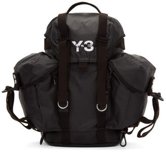 Y-3 Black XS Utility Backpack
