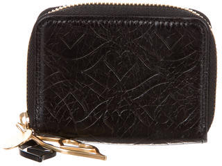 See By ChloeSee by Chloé Leather Compact Wallet