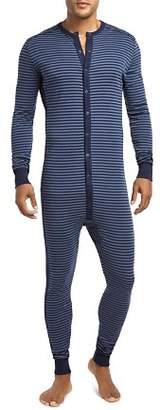 2xist Long John Onesie Union Suit