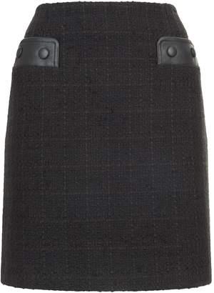 Claudie Pierlot Tweed Skirt