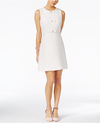 Maison Jules Samantha Bow-Detail Dress, Only at Macy's $79.50 thestylecure.com