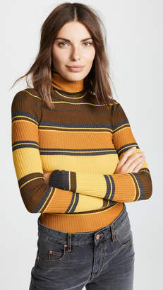 Acne Studios Striped Turtleneck