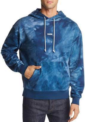 G Star x Jaden Smith Forces Of Nature Water Graphic Hooded Sweatshirt