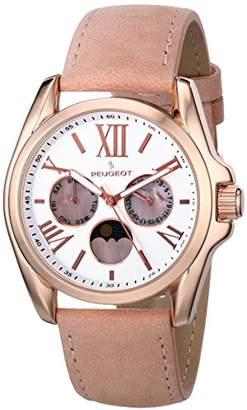 Peugeot Women's 3040RPK Analog Display Japanese Quartz Watch