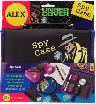 Alex Undercover Spy Case