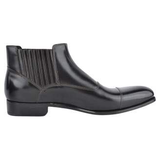 Pre-owned - Leather boots Dolce & Gabbana 5ckiXxTjA
