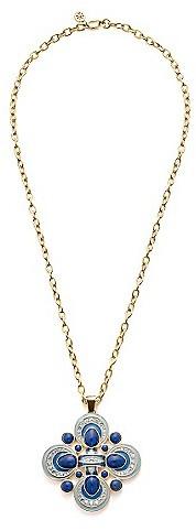 Tory Burch Alia Pendant Necklace