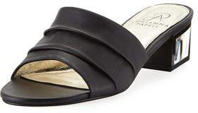 Adrianna Papell Tiana Block-Heel Slide Sandal