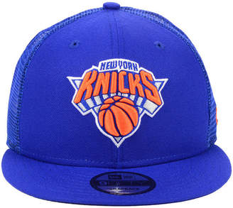 finest selection aeb14 db591 New Era New York Knicks Nothing But Net 9FIFTY Snapback Cap
