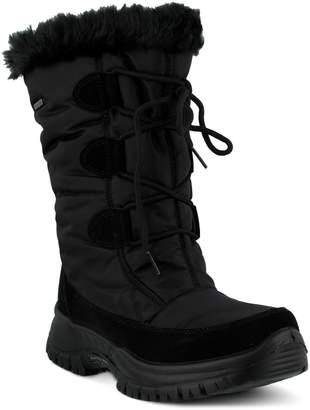 Spring Step Zurich Waterproof Faux Fur Boot