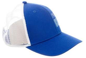 Patagonia Printed Logo Trucker Hat w  Tags 98e0a99e1317