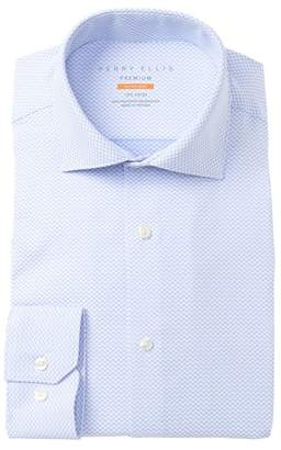 Perry Ellis Trim Fit Dress Shirt