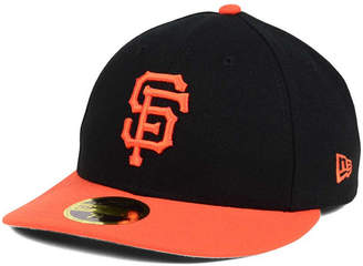 New Era San Francisco Giants Low Profile Ac Performance 59FIFTY Cap