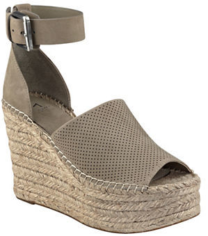 Marc Fisher Ltd Adalyne Espadrille Wedge Sandal $170 thestylecure.com