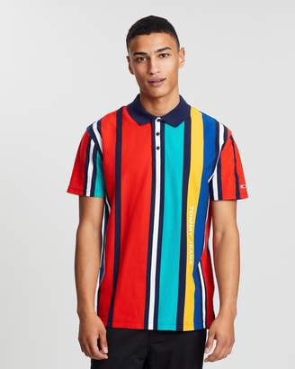 Tommy Jeans Vertical Stripe Polo