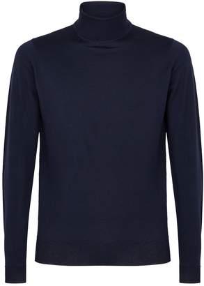 John Smedley Turtleneck Sweater