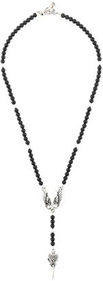 King Baby rosary beaded necklace $987.50 thestylecure.com