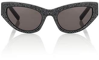 Saint Laurent New Wave 215 Grace sunglasses