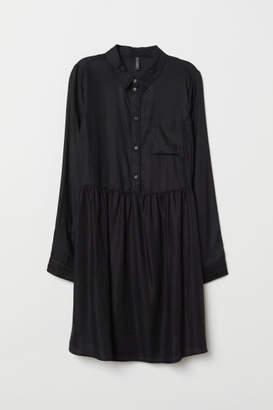 H&M Viscose Dress - Black