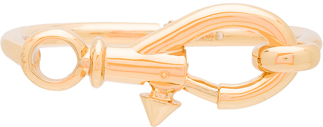 Rebecca MinkoffRebecca Minkoff Signature Dog Clip Bracelet