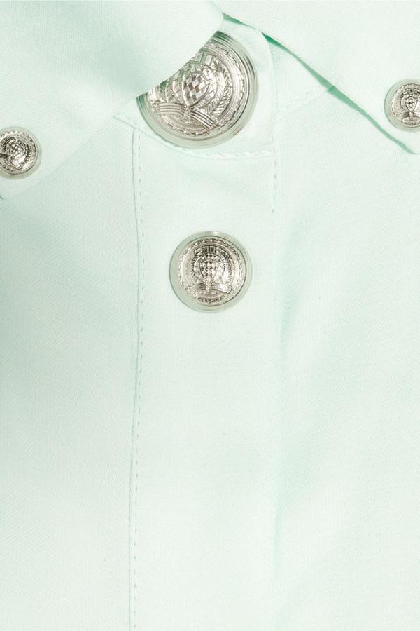Balmain Woven shirt