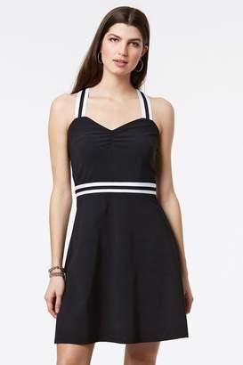Tristan Strip Strap Dress