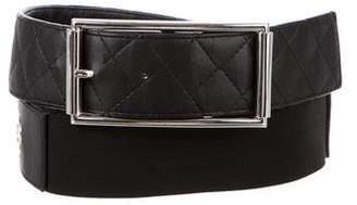 Suzi Roher Embellished Leather Belt