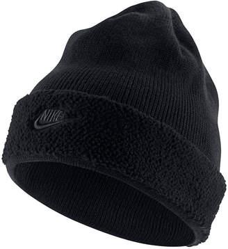 Nike Men's Sportswear Fleece-Cuff Beanie