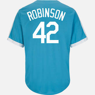 Majestic Men's Los Angeles Dodgers MLB Jackie Robinson Cooperstown Jersey