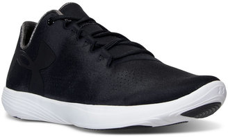 Under Armour Women's Street Precision Low Running Sneakers from Finish Line $79.99 thestylecure.com