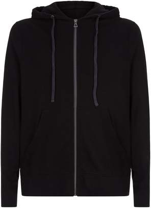 James Perse JP SWEATS BA HOOD ZIP