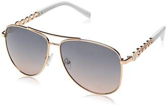 Rocawear Women's R687 Rgd Aviator Sunglasses