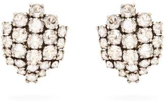 Swarovski RYAN STORER crystal clip-on earrings